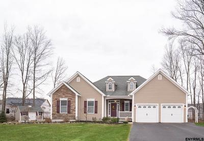 Ballston Spa, Malta, Clifton Park, Ballston Single Family Home New: 21 Chapel Hill Blvd