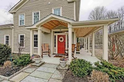 Saratoga County Single Family Home New: 62 Meehan Rd