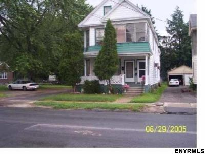 Schenectady Multi Family Home New: 1822 Guilderland Av