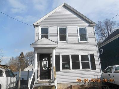 Schenectady Single Family Home New: 29 Henry St