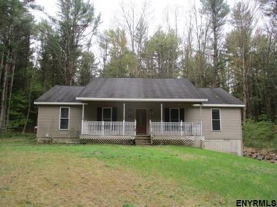 Gloversville Single Family Home New: 176 Blanchard Loop