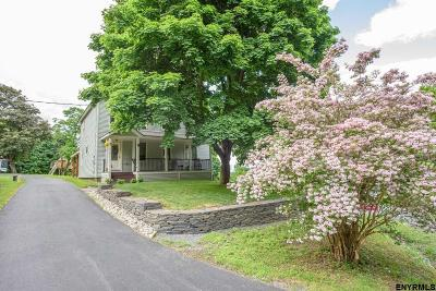 Albany County Single Family Home New: 170 Cass Hill Rd