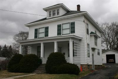 Canajoharie Single Family Home For Sale: 75 Moyer St