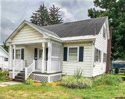 Fort Plain Single Family Home For Sale: 111 State Highway 80
