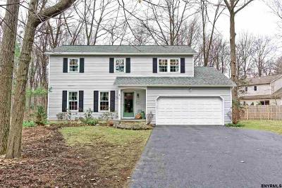 Clifton Park Single Family Home New: 1 Roosevelt Ct