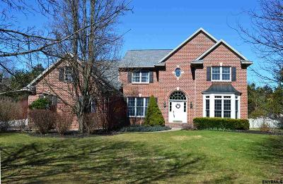 Guilderland Single Family Home For Sale: 319 Papa Pl