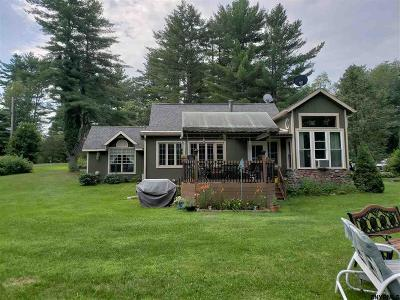 Albany County, Saratoga County, Schenectady County, Warren County, Washington County Single Family Home For Sale: 9 Camp Rd