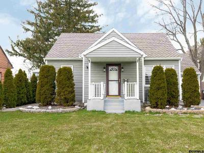 Albany County Single Family Home New: 14 Grounds Pl