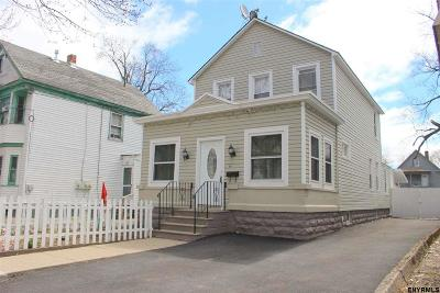 Schenectady Single Family Home New: 80 Elm St