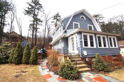 Lake George, Bolton Single Family Home Price Change: 104 Cooper St
