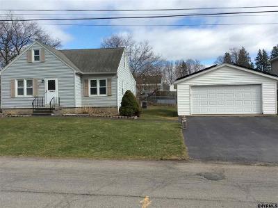 Albany County Single Family Home New: 44 Fullerton Av