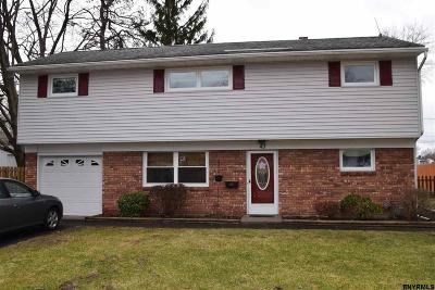 Albany County Single Family Home New: 43 Hunting Rd
