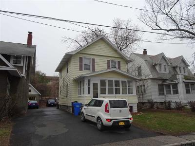 Albany NY Single Family Home New: $139,900