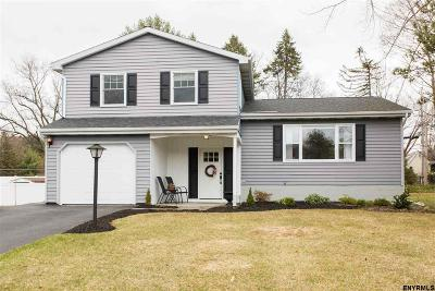 Colonie Single Family Home New: 4 Bethwood Dr