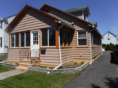 Watervliet Single Family Home New: 10 Manor Pl