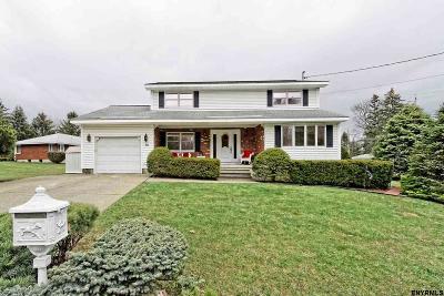 Colonie Single Family Home New: 30 Overlook Av