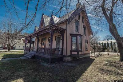 Fort Plain Single Family Home For Sale: 9 Center St