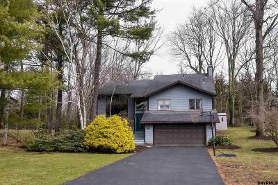 Colonie Single Family Home New: 13 Carriage Hill Dr