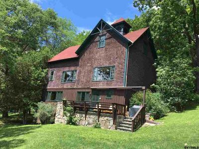 Essex County Single Family Home For Sale: 501 Baldwin Rd