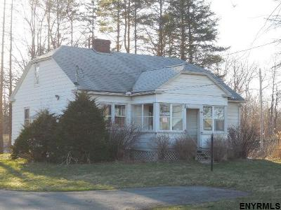 Bethlehem Single Family Home For Sale: 1199 Route 9w