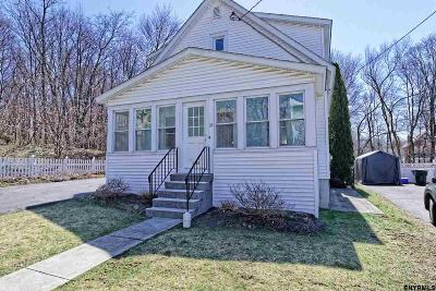 Troy Single Family Home New: 24 Plum Av