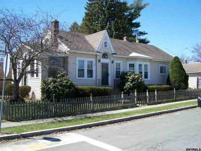 Troy Single Family Home New: 405 8th Av