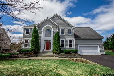 Clifton Park Single Family Home New: 8 Cheviot Ct