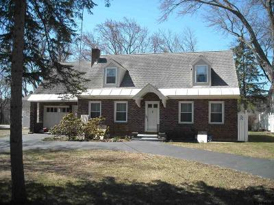 Single Family Home New: 1727 Amsterdam Rd