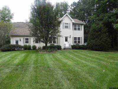 Saratoga County Single Family Home For Sale: 4 Morningdale Ct