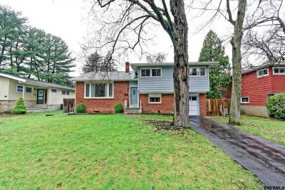 Colonie Single Family Home New: 28 Nicholas Dr