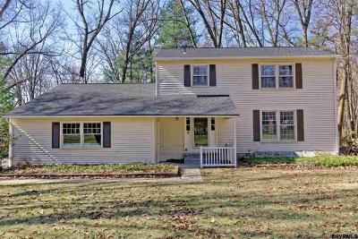 Clifton Park Single Family Home New: 6 Berkshire Dr