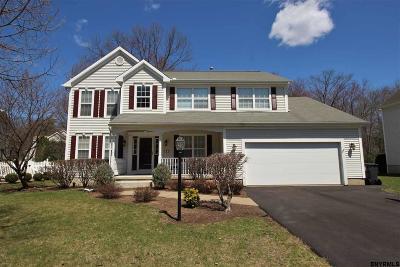 Clifton Park Single Family Home New: 9 Fox Hollow Circle