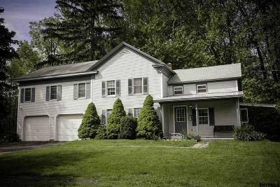 Single Family Home For Sale: 522 Wemple Rd