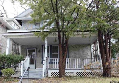 Albany Two Family Home New: 536 Mercer St