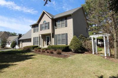 Saratoga Springs Single Family Home For Sale: 10 Sherwood Tr
