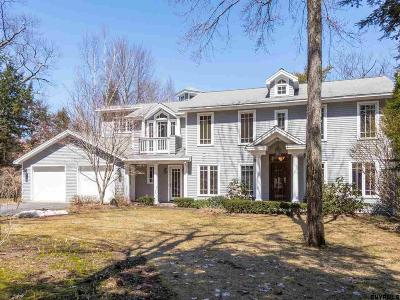 Queensbury, Fort Ann Single Family Home For Sale: 14 Highview Rd