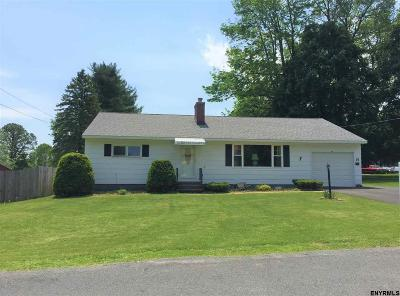 Gloversville Single Family Home For Sale: 10 Gregory St