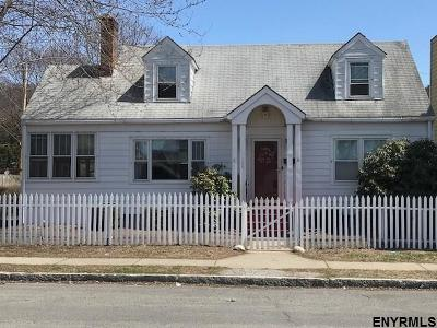 Troy Single Family Home New: 520 6th Av