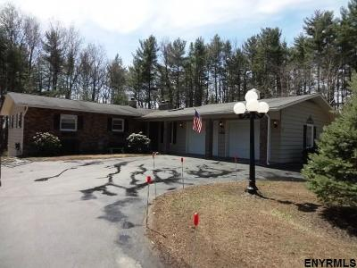 Lake George, Bolton Single Family Home For Sale: 32 Glen Lake Rd