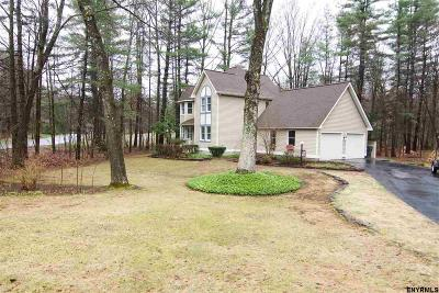Wilton Single Family Home For Sale: 2 Knollwood Dr