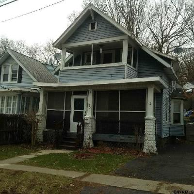 Brunswick Single Family Home Price Change: 9 Putnam St