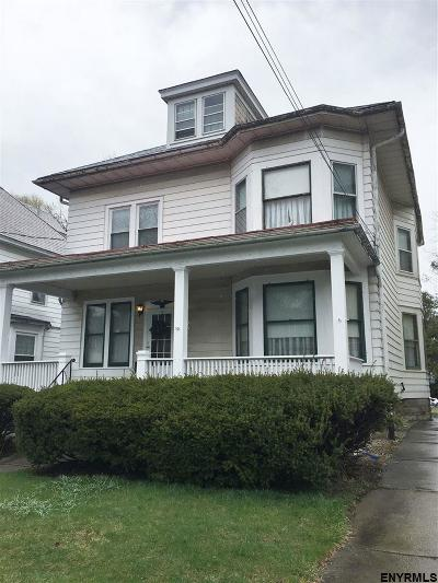 Albany Single Family Home New: 5 Federal St