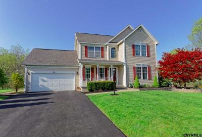 Niskayuna Single Family Home For Sale: 105 Sycamore Ct