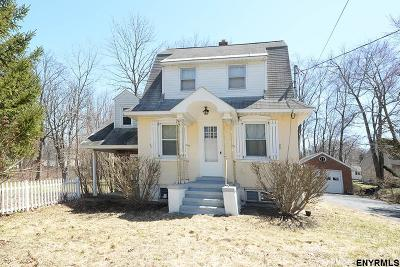 Albany Single Family Home New: 42 Cordell Rd