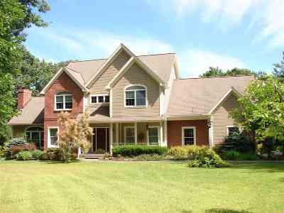 Rensselaer County Single Family Home For Sale: 6 Glenwood Ter