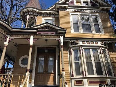Cohoes Multi Family Home For Sale: 76 Congress St