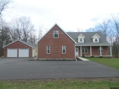 Ballston, Ballston Spa, Malta, Clifton Park Single Family Home For Sale: 632 Rt 146a
