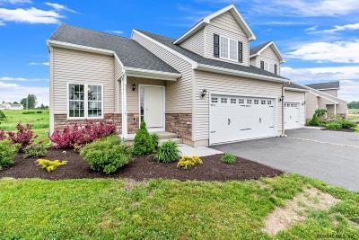 Saratoga County Single Family Home For Sale: 6 Tap In La