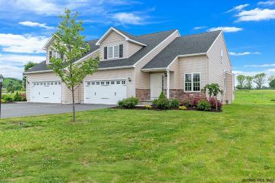 Halfmoon Single Family Home For Sale: 5 Paar Way