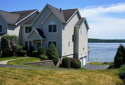 Saratoga County Single Family Home For Sale: 25 Cliffside Dr